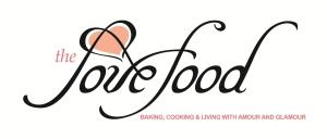 The Love Food - Logo Definitivo