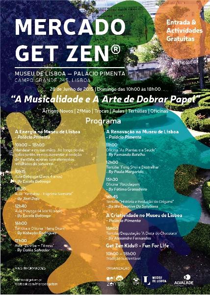 Mercado Get Zen – é já este Domingo!