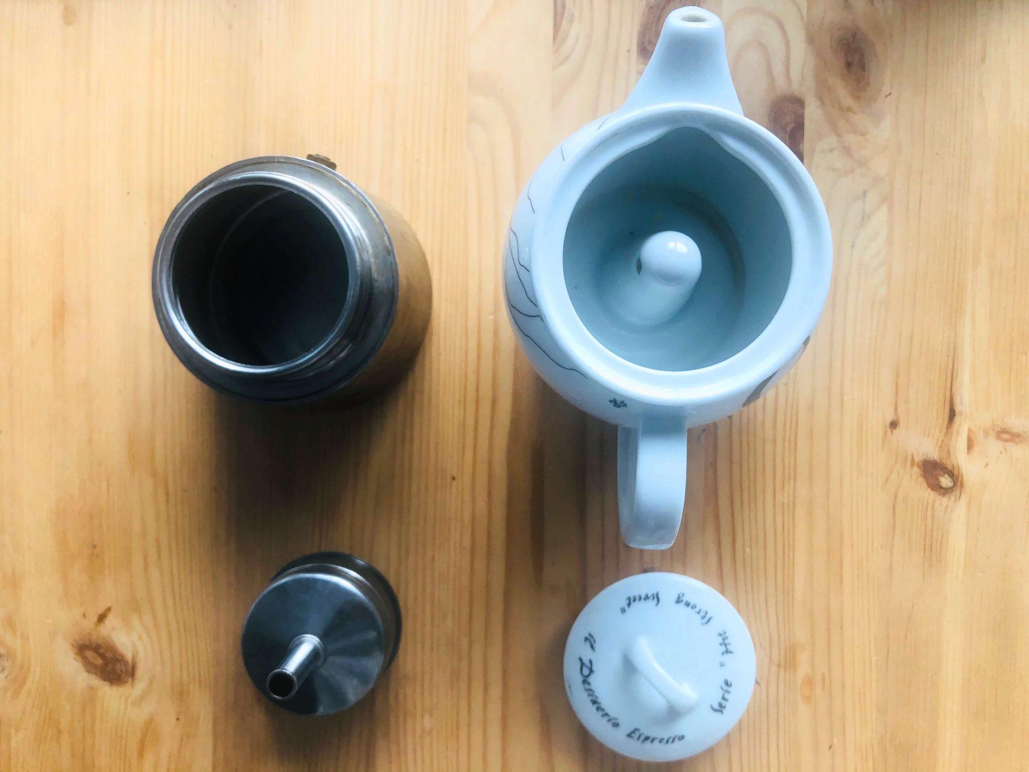 Cápsulas de café poluentes  VS como fazer café na cafeteira artesanal