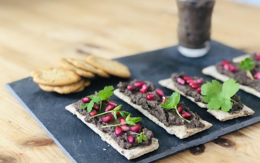 Pâté Vegan de Cogumelos – fácil, simples e delicioso!